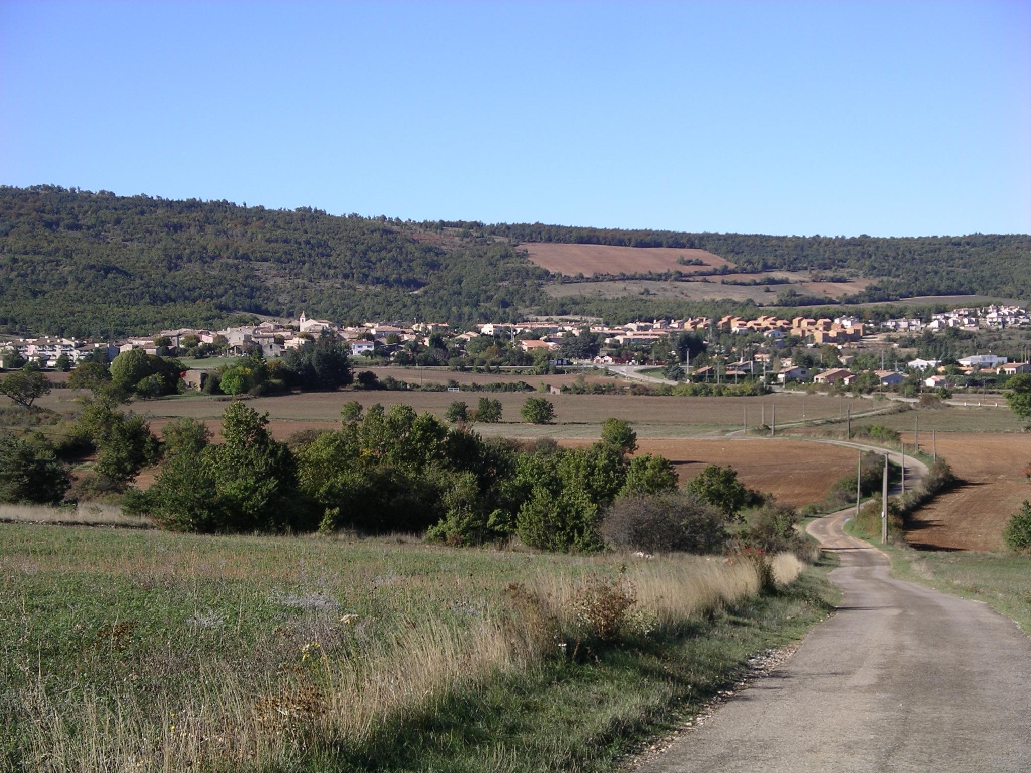 vue du village  N°1